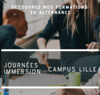 EVENEMENT – Vis ma vie d'étudiant à Sup de Log Lille